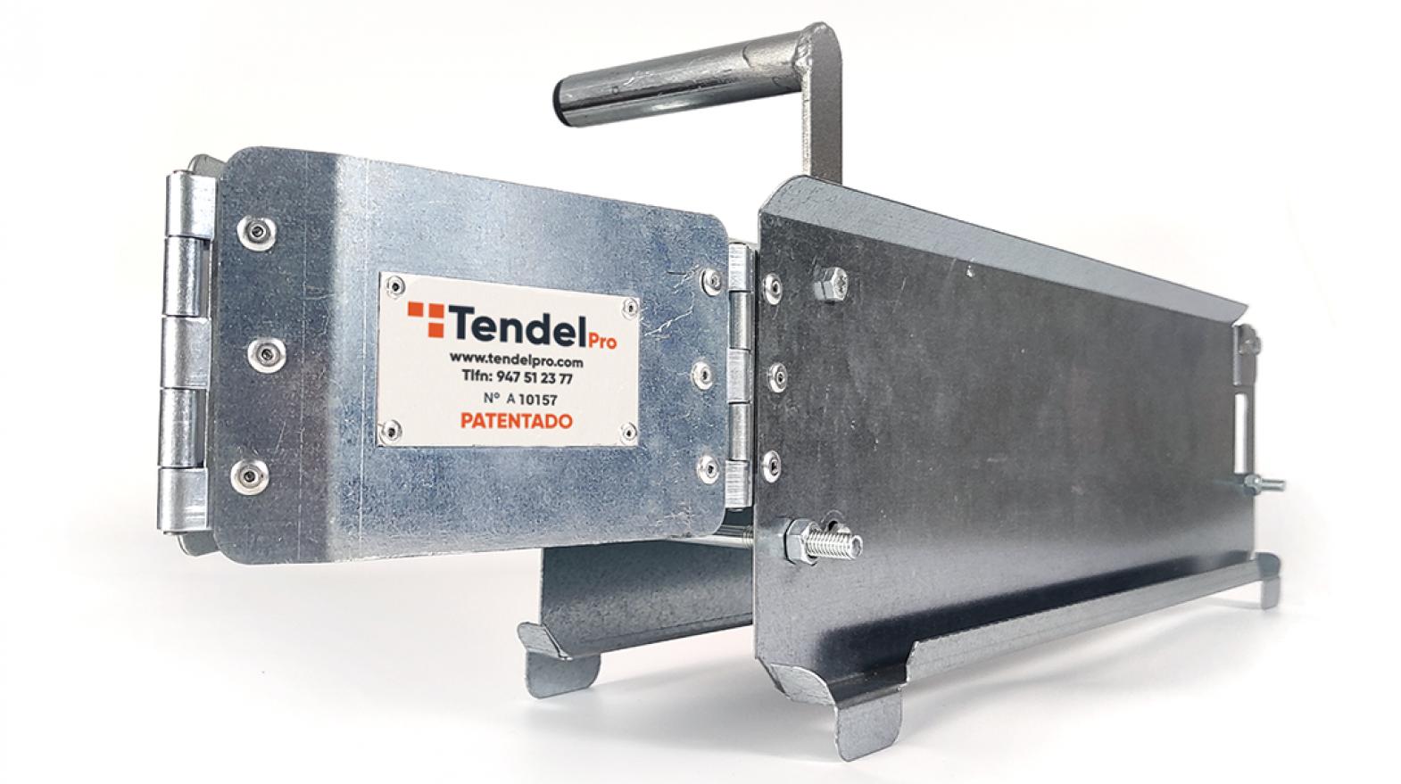 Deslizador de mortero Tendel Pro 12