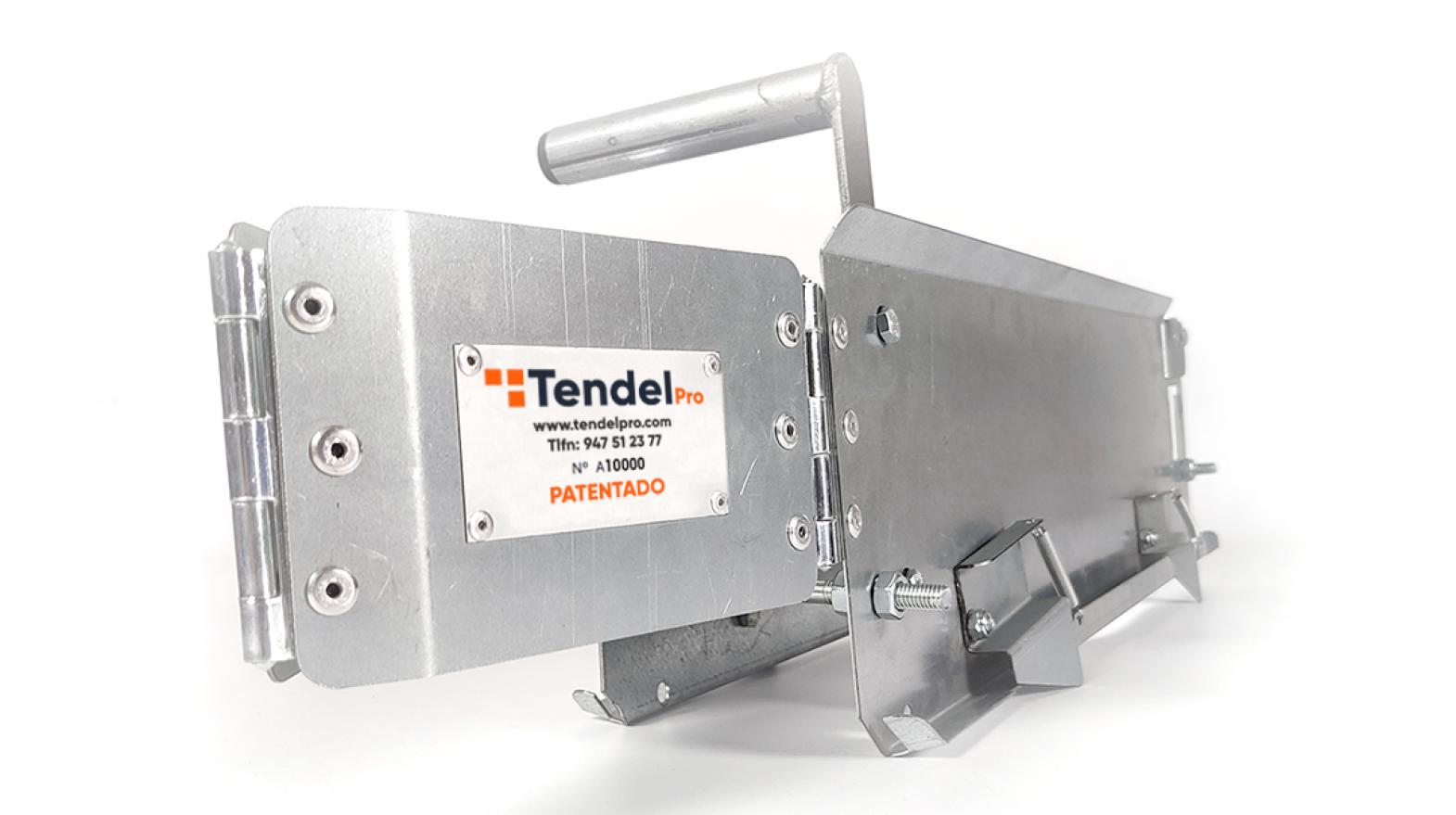 Deslizador de mortero Tendel especial