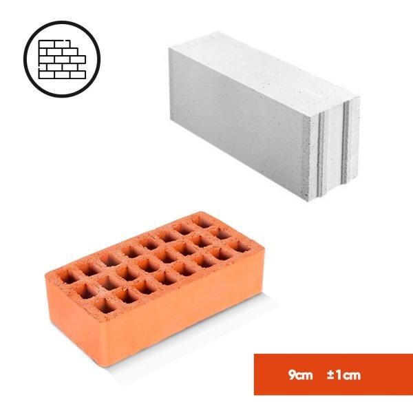Deslizador de mortero Tendel especial materiales tendel pro 9