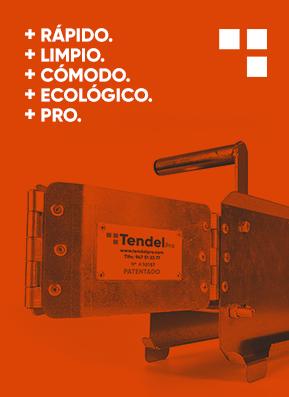 Tendel Pro banner